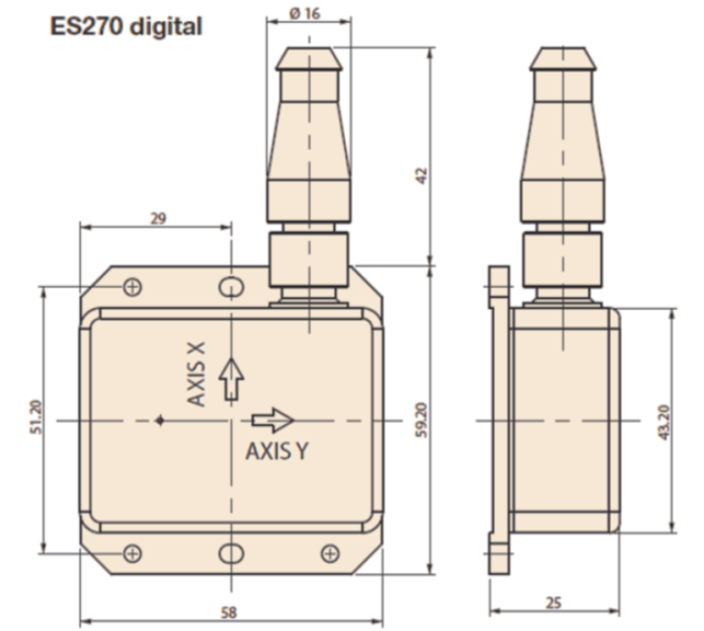 ES270 digital